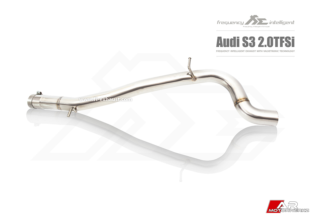 Audi 8p 8v S3 Fi Exhaust 5 Ar Motorwerkz