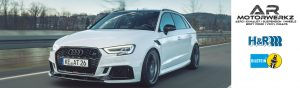 AUDI A3 S3 RS3 - GENERAL SUSPENSION - OPENING BANNER