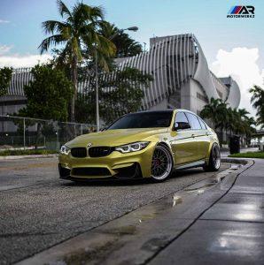BMW F80 M3 - BILSTEIN - 1