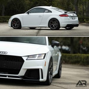 AUDI TT RS - BC COILOVERS
