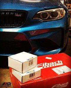 BMW F87 M2 - EIBACH PROKIT