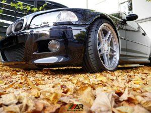 BMW E46 M3 - BILSTEIN SUSPENSION