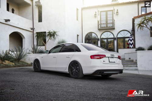 Audi B8 S4 Zito ZF05 Wheels Consave Forged Flow Forme