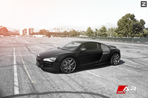 Audi R8 Zito ZS05 Wheels Concave Forged