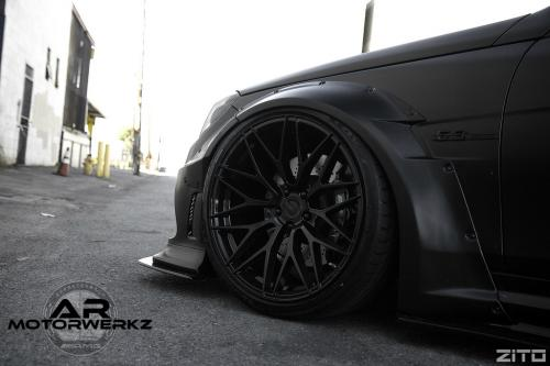 mercedes benz amg class zito wheels zf01