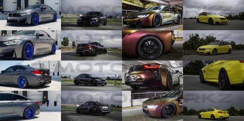 bmw zito wheels zf03 collage
