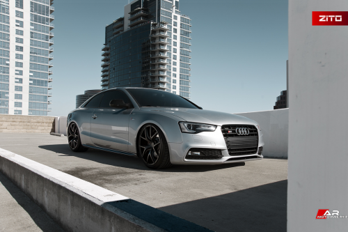 Zito ZS05 Audi B8 S5 wheels flow forme